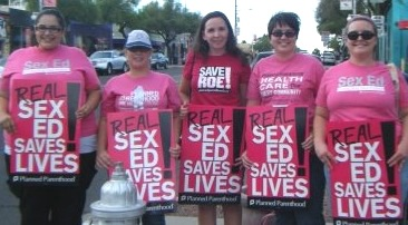 Real sex ed saves lives