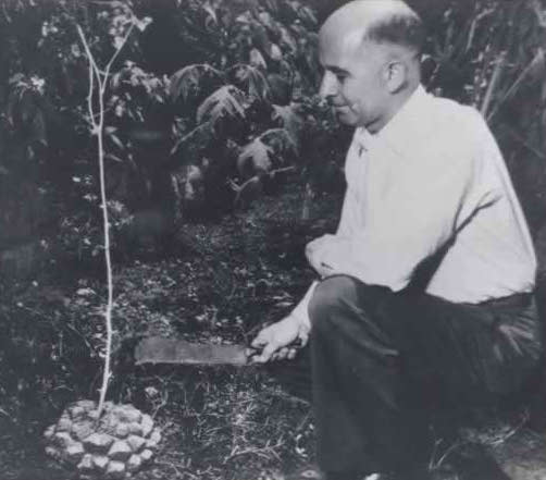 Russell Marker. Image: Penn State University Archives