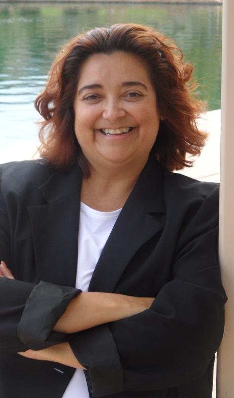 Photo of Rosanna Gabaldón.