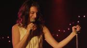 Jenny Slate as comedian Donna Stern