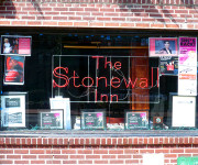 Stonewall Inn, 2009. Photo: Charles Hutchins