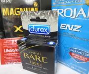 condoms variety