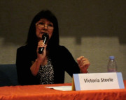 Steele debate