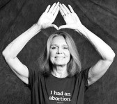 Gloria Steinem. Photo: Tara Todras-Whitehill