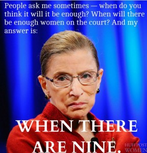 Ginsburg Quote