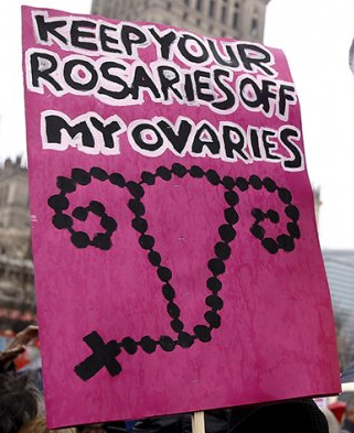 rosaries-ovaries-sign