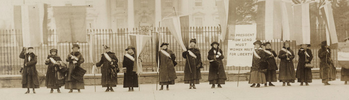 suffragettes-white-house